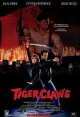 Tigerkralle - Poster