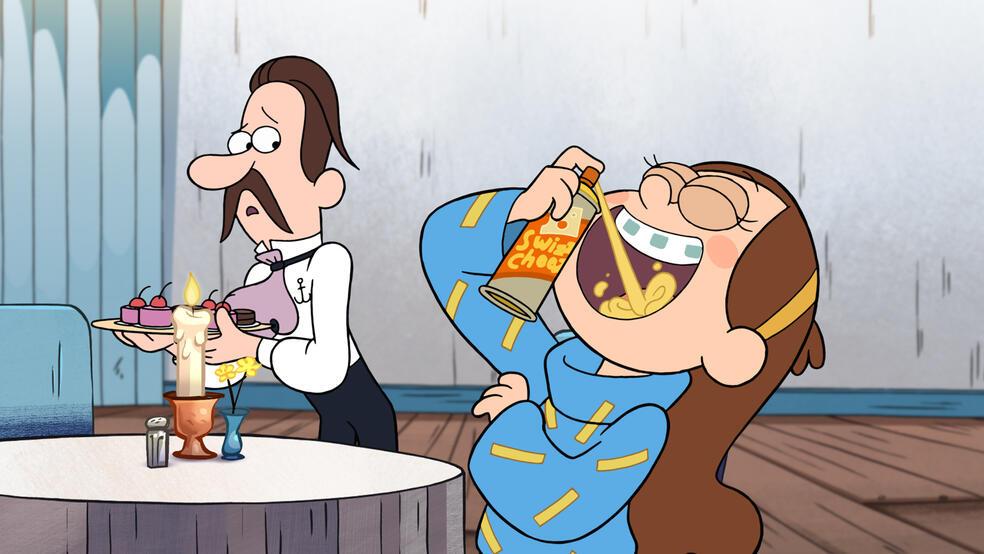 Willkommen In Gravity Falls Serien Stream