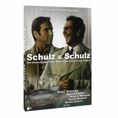 Schulz & Schulz IV: Neue Welten, alte Lasten