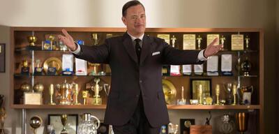 Tom Hanks als Walt Disney