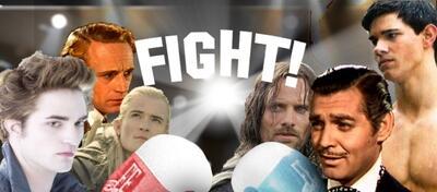 Der Fight der Woche: Kampf der Männertypen