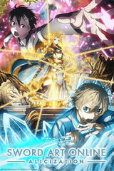 Sword Art Online - Staffel 3 - Poster