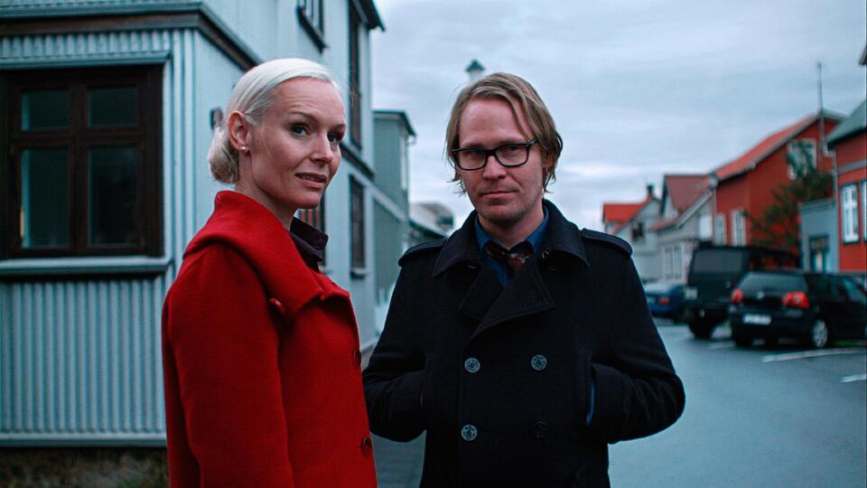 Reykjavik mit Nanna Kristín Magnúsdóttir und Atli Rafn Sigurðsson