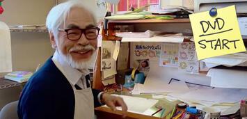 Bild zu:  Hayao Miyazaki in der Doku The Kingdom of Dreams and Madness