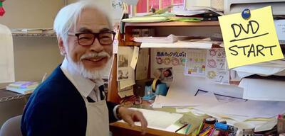 Hayao Miyazaki in der Doku The Kingdom of Dreams and Madness
