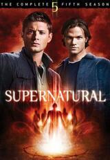 Supernatural - Staffel 5 - Poster