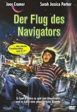 Der Flug des Navigators Poster