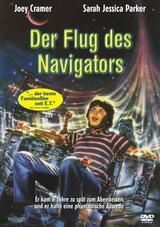 Der Flug des Navigators - Poster