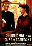 Affiche journal d un cure de campagne 1951 1