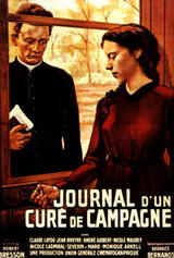 Tagebuch eines Landpfarrers - Poster