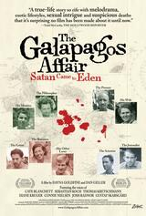 The Galapagos Affair: Satan Came to Eden - Poster
