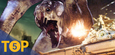 Das Cloverfield-Monster
