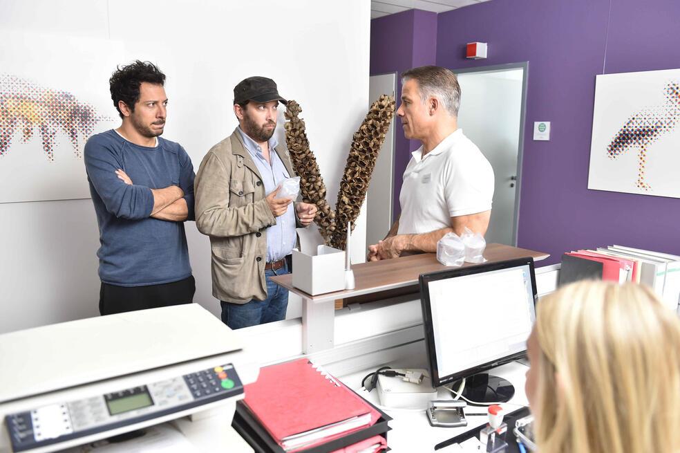 Jerks, Jerks Staffel 1 mit Christian Ulmen und Fahri Yardim