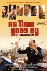 As Time Goes by in Shanghai - Poster