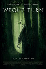 Wrong Turn - Poster