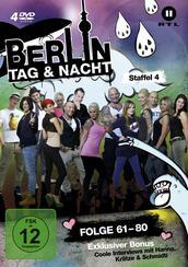 Berlin - Tag und Nacht Staffel 4 - Poster