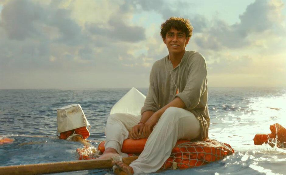 Life of Pi: Schiffbruch mit Tiger mit Suraj Sharma