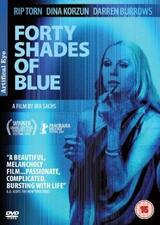 Forty Shades of Blue - Poster