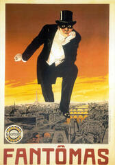 Fantômas - Im Schatten der Guillotine