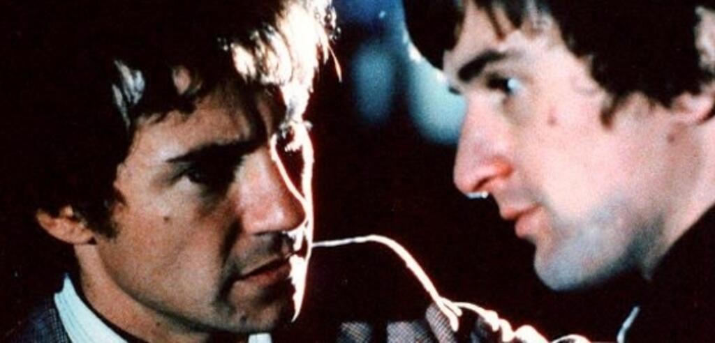 Harvey Keitel und Robert De Niro in Hexenkessel