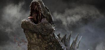 Bild zu:  Godzilla