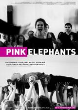 Pink Elephants - Poster