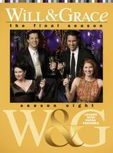 Will & Grace - Staffel 8 - Poster