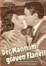 Der Mann im grauen Flanell - Poster