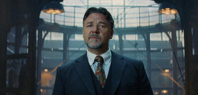 Russell Crowe ist Dr. Jekyll in Die Mumie