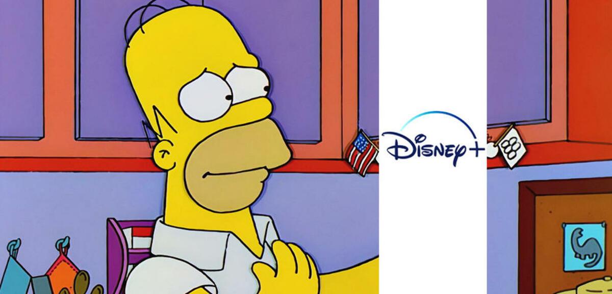 Simpsons-Überraschung von Disney+ - Mehr Folgen als bei ProSieben