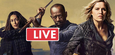 Fear the Walking Dead im Live-Talk
