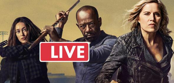 Fear the Walking Dead im Live-Talk