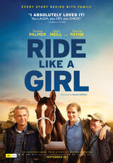 Ride Like a Girl - Poster