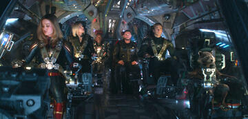 Auf Oscar-Kurs? Die Avengers in Endgame
