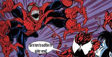 Spider-Man-Schurke Doppelganger