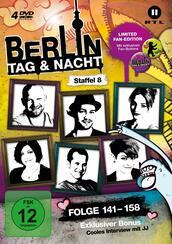Berlin - Tag und Nacht Staffel 8 - Poster