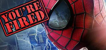 Bild zu:  Sony feuert Andrew Garfield