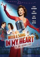 Mit einem Lied im Herzen - Poster
