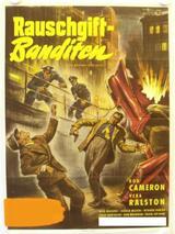 Rauschgift-Banditen - Poster