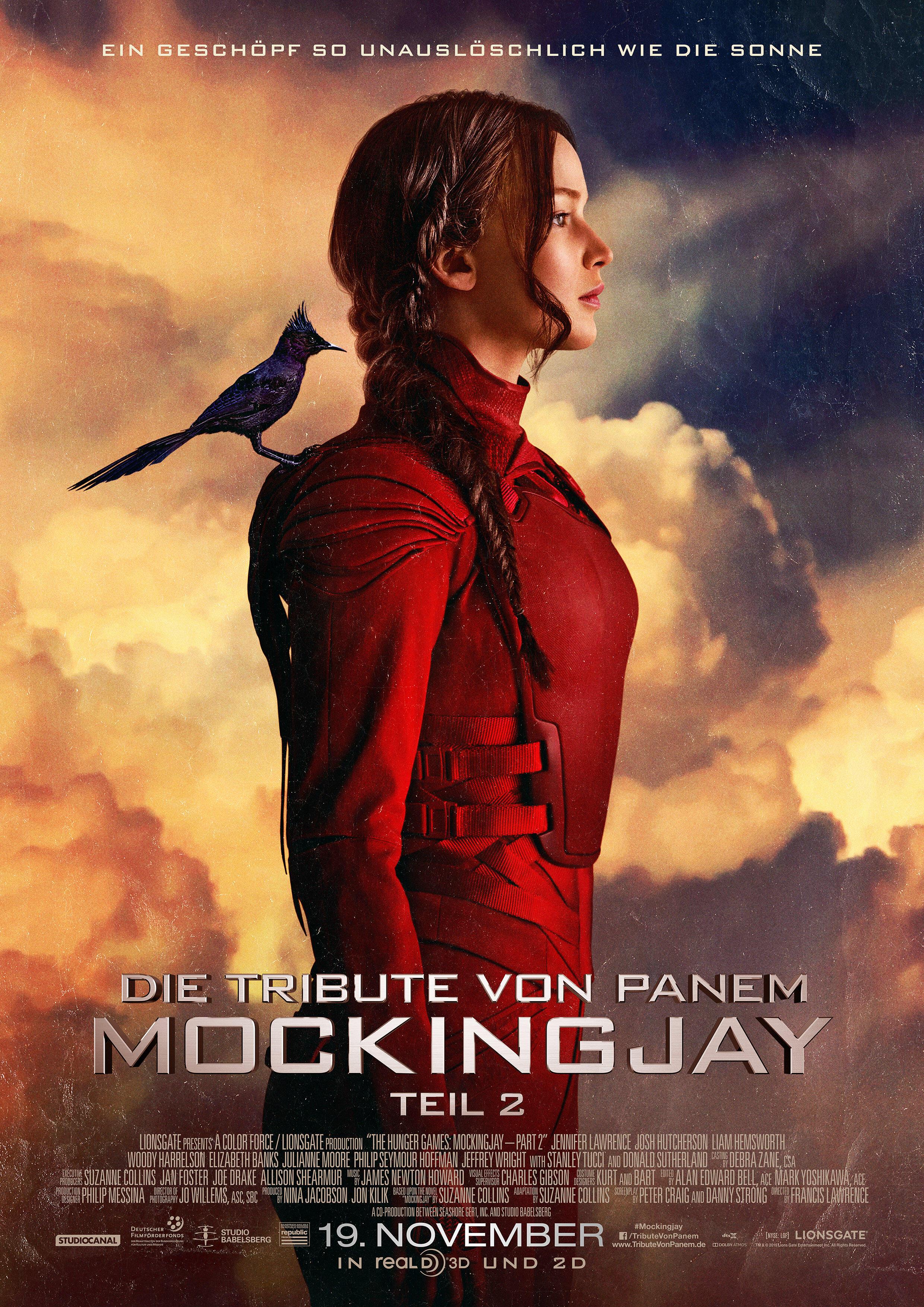 Die tribute von panem mockingjay teil 2 bild 58 von 92 for Die tribute von panem 2