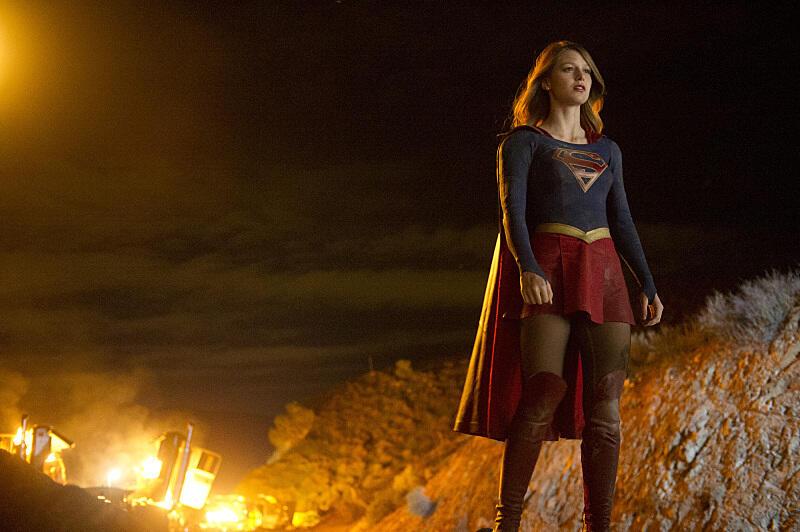 Supergirl, Staffel 1 mit Melissa Benoist