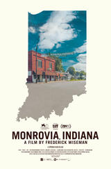 Monrovia, Indiana - Poster