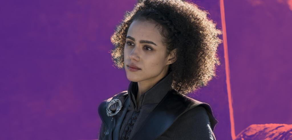 Nathalie Emmanuel als Missandei in Game of Thrones