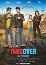 Takeover - Voll Vertauscht - Poster