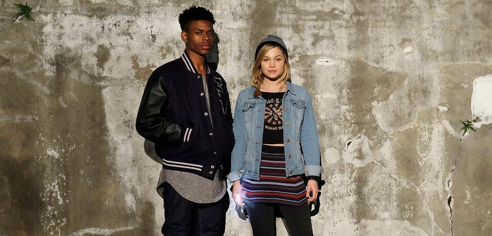 Marvel's Cloak and Dagger