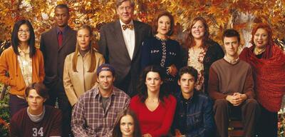 Der Cast von Gilmore Girls
