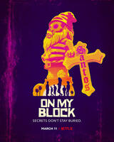 On My Block - Staffel 3 - Poster