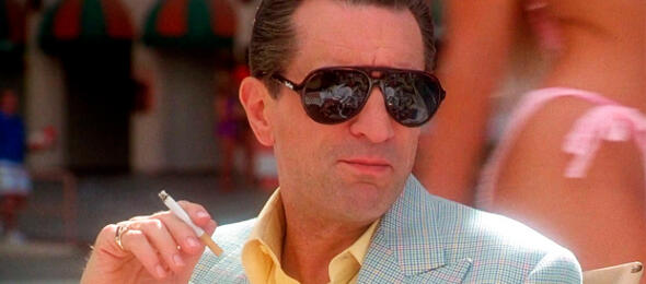Robert DeNiro in Casino