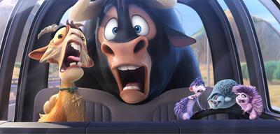 Ferdinand und seine treuen Wegbegleiter