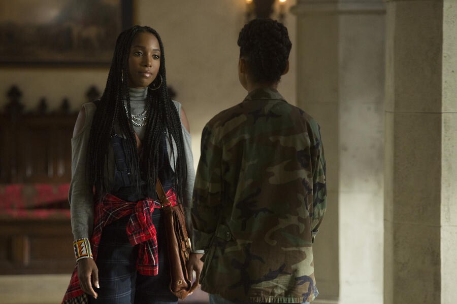 Dear White People, Dear White People Staffel 1 mit Logan Browning